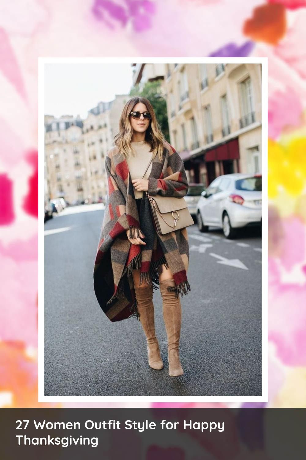 27 Women Outfit Style for Happy Thanksgiving 9