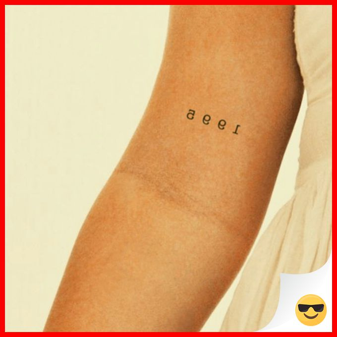 33 Perfectly Tiny Tattoo Design Make Your Style More Beautiful 28