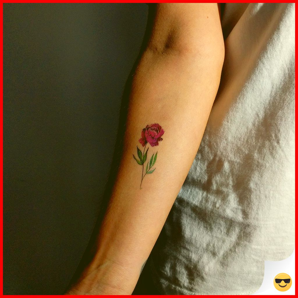 33 Perfectly Tiny Tattoo Design Make Your Style More Beautiful 4