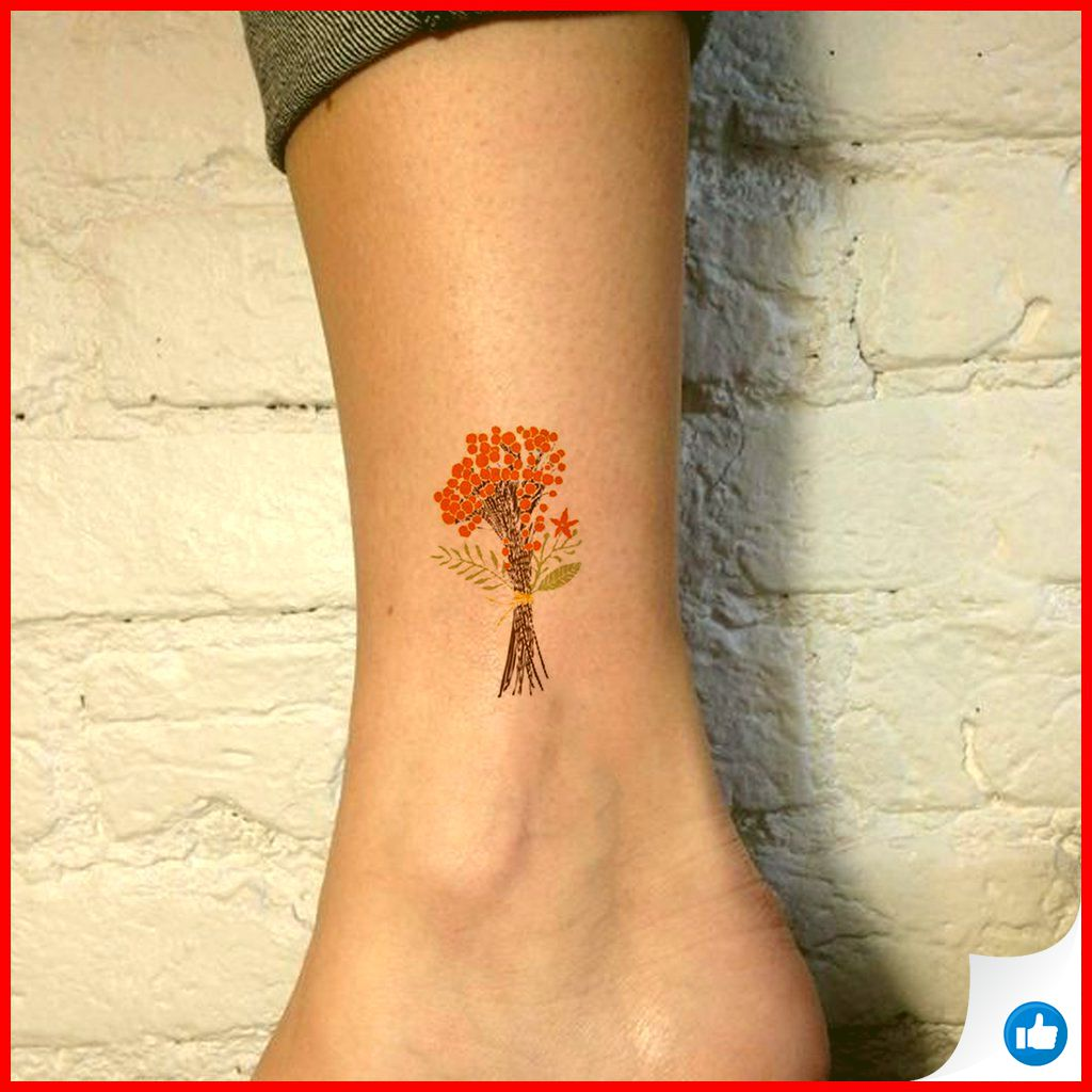 33 Perfectly Tiny Tattoo Design Make Your Style More Beautiful 5