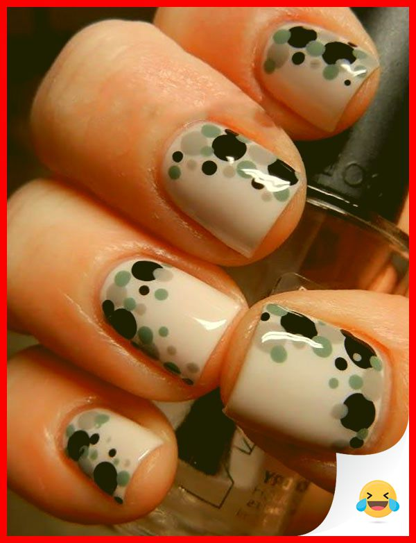 33 Simple And Easy Nail Art Design Idea You Can Do 16