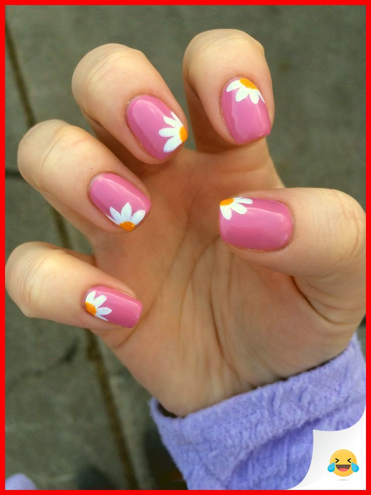 33 Simple And Easy Nail Art Design Idea You Can Do 17