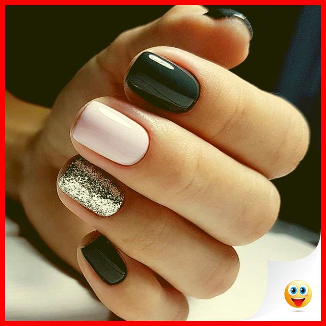33 Simple And Easy Nail Art Design Idea You Can Do 22