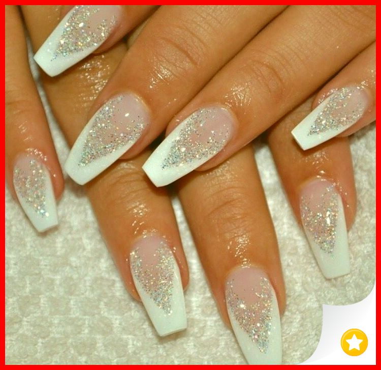 34 Most Sexy And Trendy Wedding Nail Art This Year 11