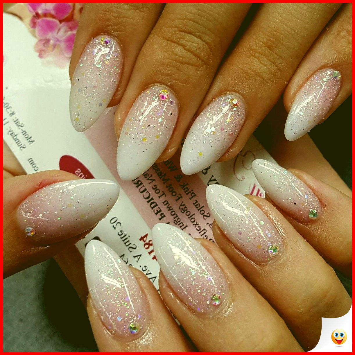 34 Most Sexy And Trendy Wedding Nail Art This Year 14