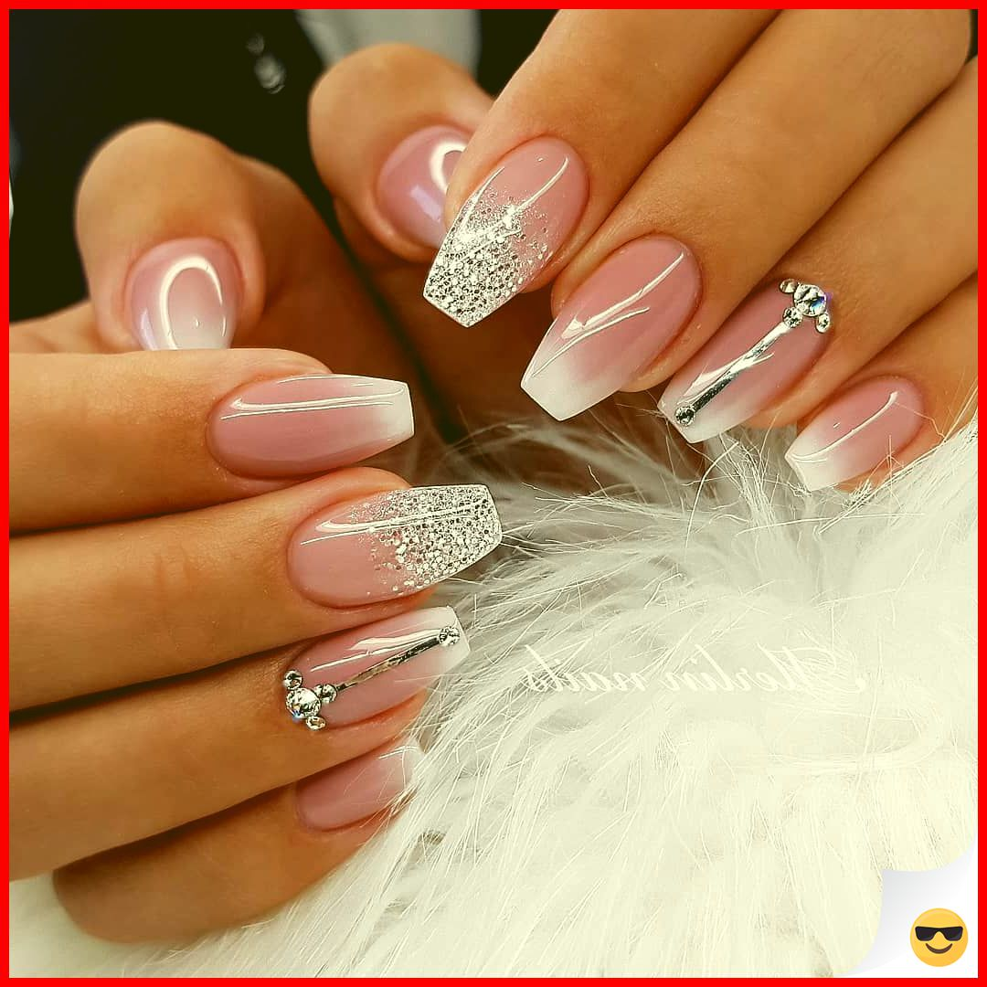 34 Most Sexy And Trendy Wedding Nail Art This Year 19