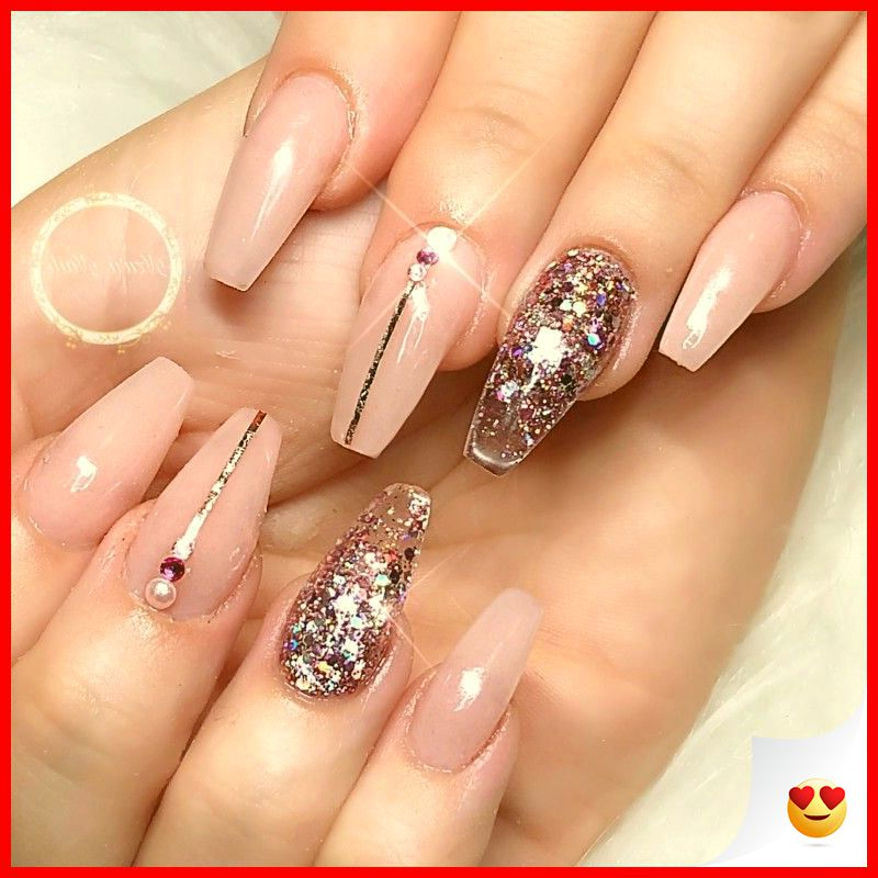 34 Most Sexy And Trendy Wedding Nail Art This Year 20