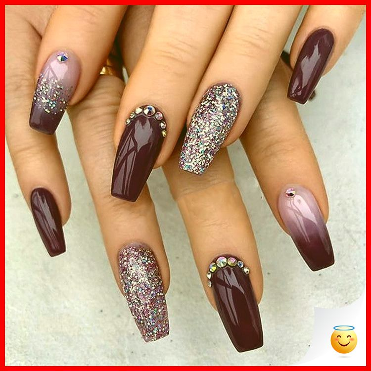 34 Most Sexy And Trendy Wedding Nail Art This Year 24