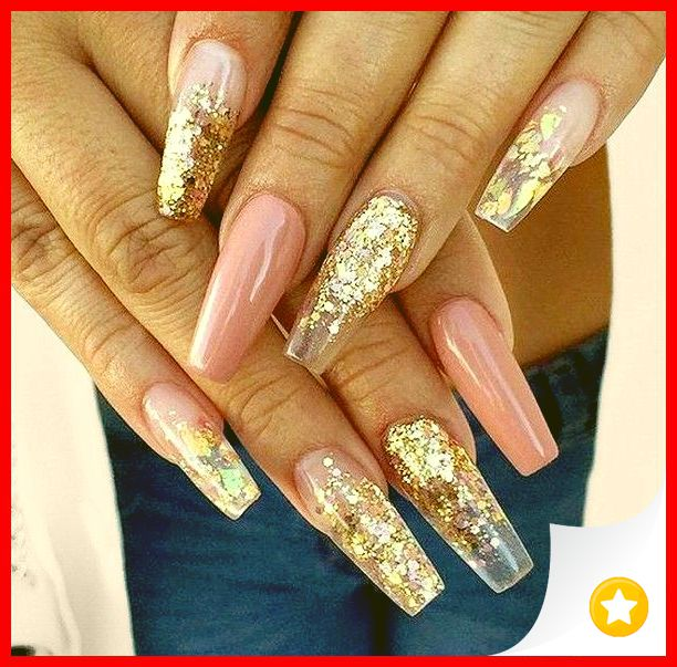 34 Most Sexy And Trendy Wedding Nail Art This Year 27