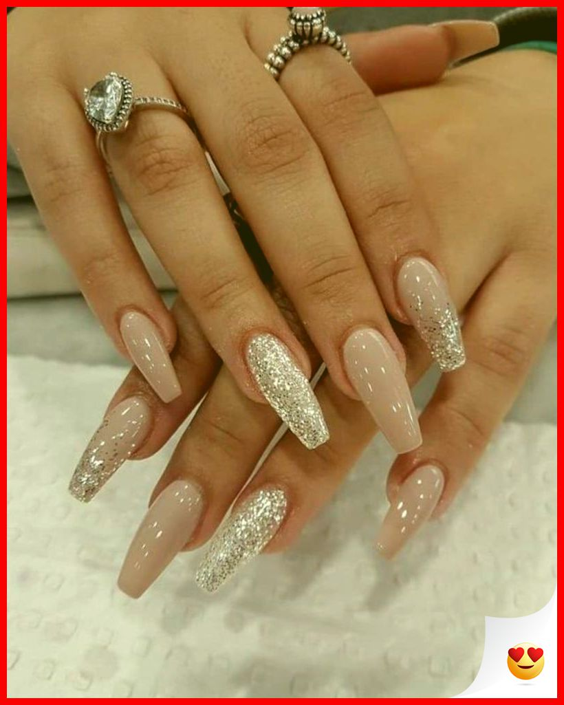 34 Most Sexy And Trendy Wedding Nail Art This Year 31