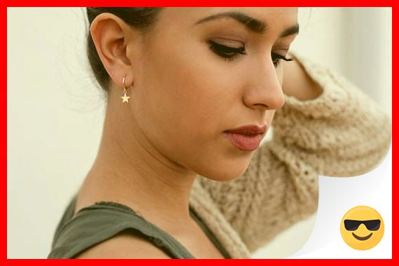 35 Charming Silver Earrings for Women aged 30th 12