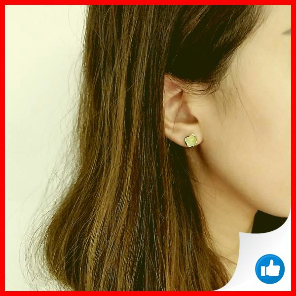 35 Charming Silver Earrings for Women aged 30th 13
