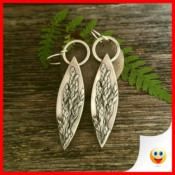 35 Charming Silver Earrings for Women aged 30th 18