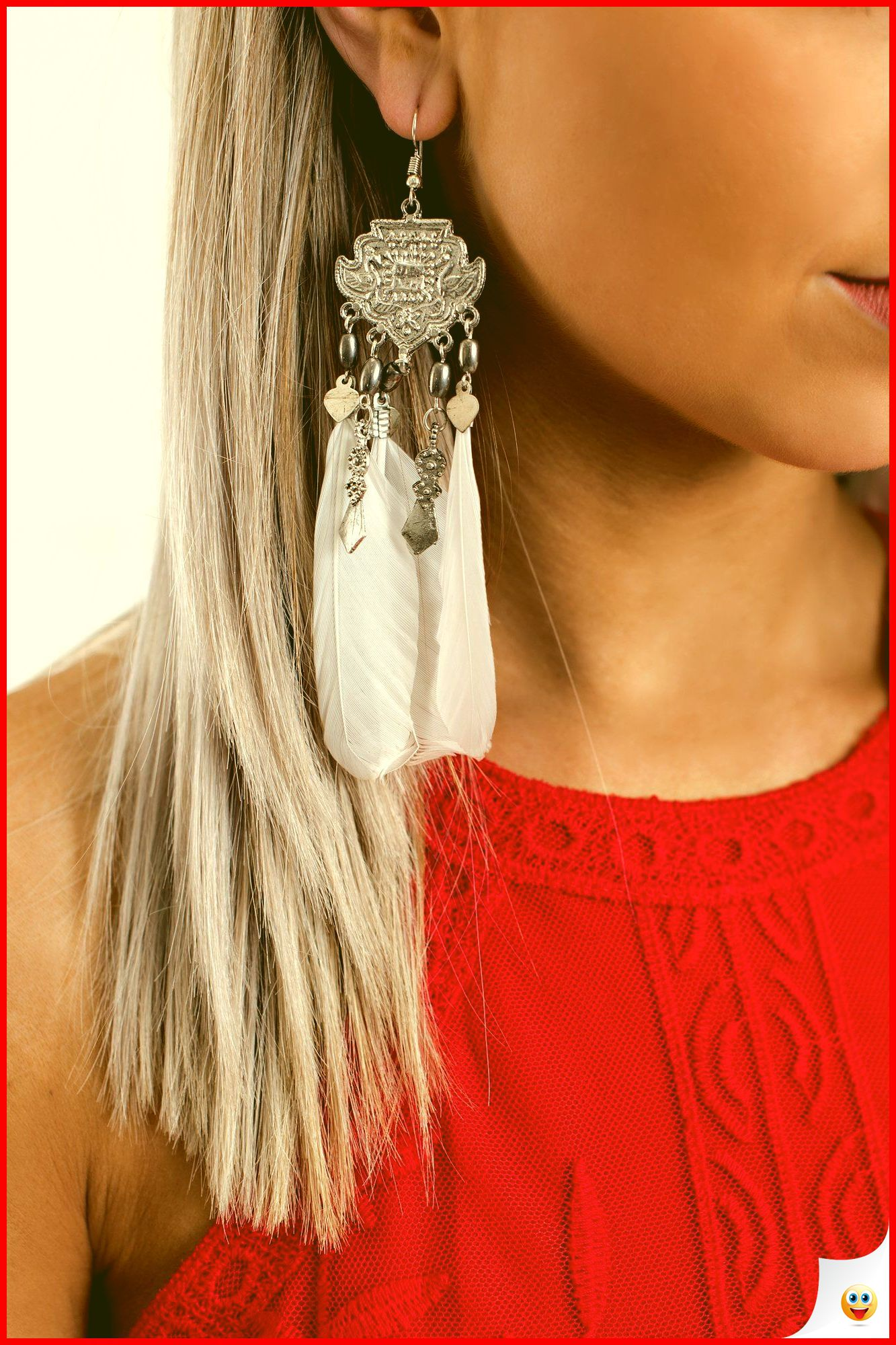 35 Charming Silver Earrings for Women aged 30th 24