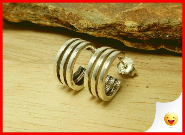 35 Charming Silver Earrings for Women aged 30th 28