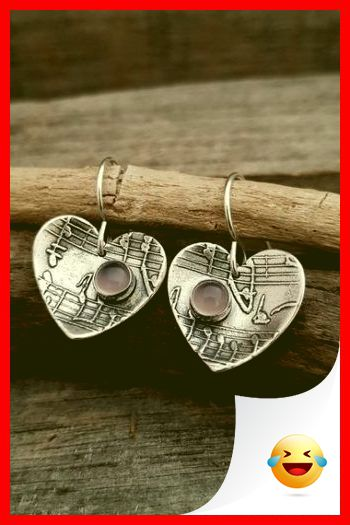35 Charming Silver Earrings for Women aged 30th 30