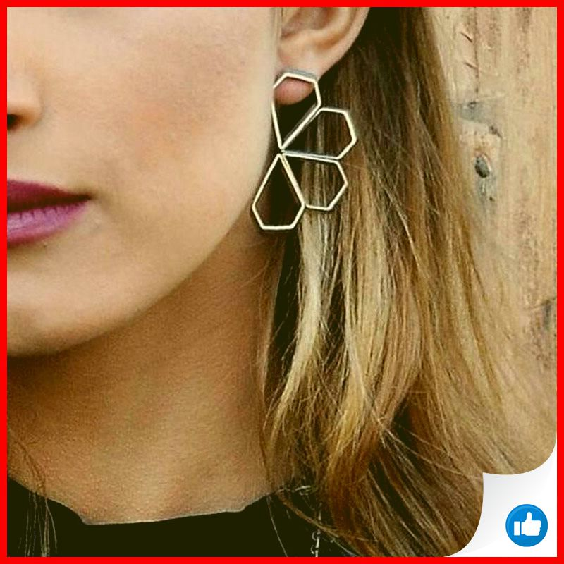 35 Charming Silver Earrings for Women aged 30th 32