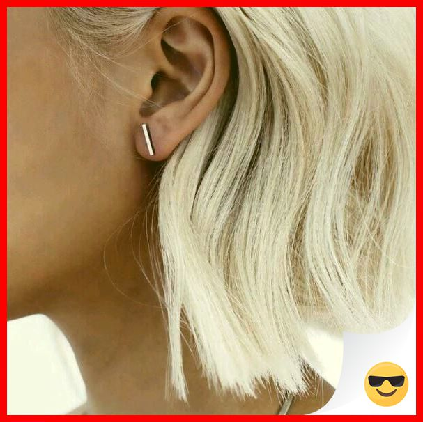 35 Charming Silver Earrings for Women aged 30th 4