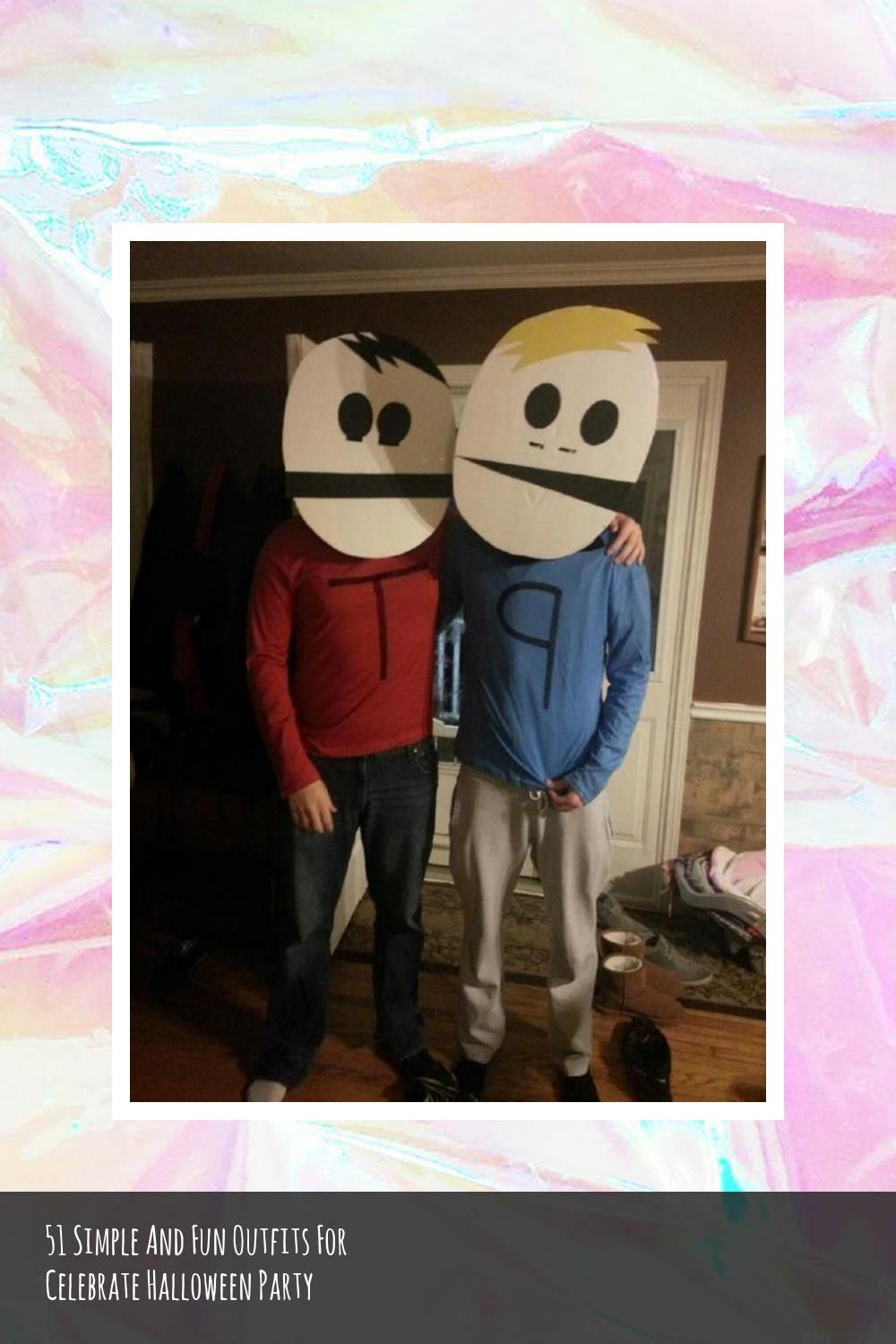 51 Simple And Fun Outfits For Celebrate Halloween Party 12
