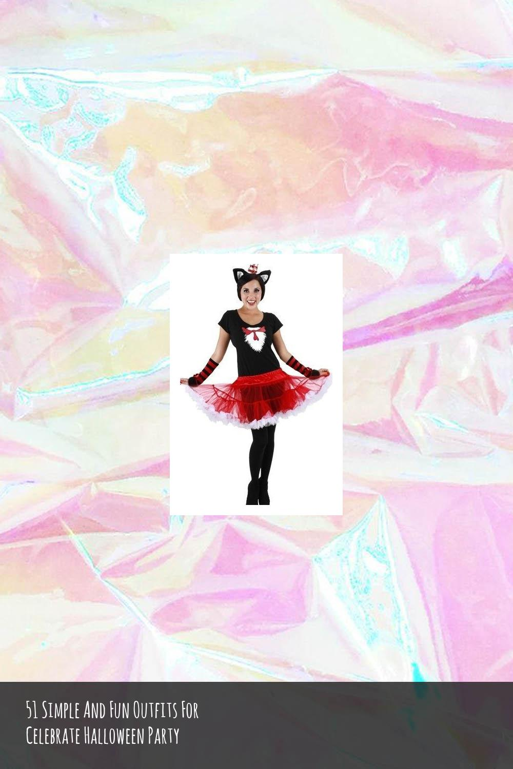 51 Simple And Fun Outfits For Celebrate Halloween Party 37